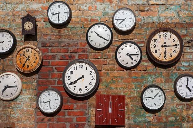 idő időzóna