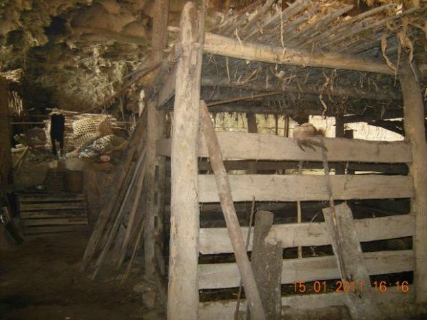 A világ érdekes Kína falu barlang