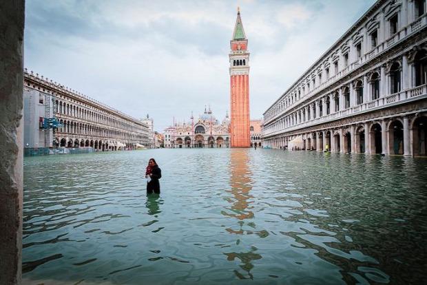 Velence  árvíz áradás felmelegedés klímaváltozás