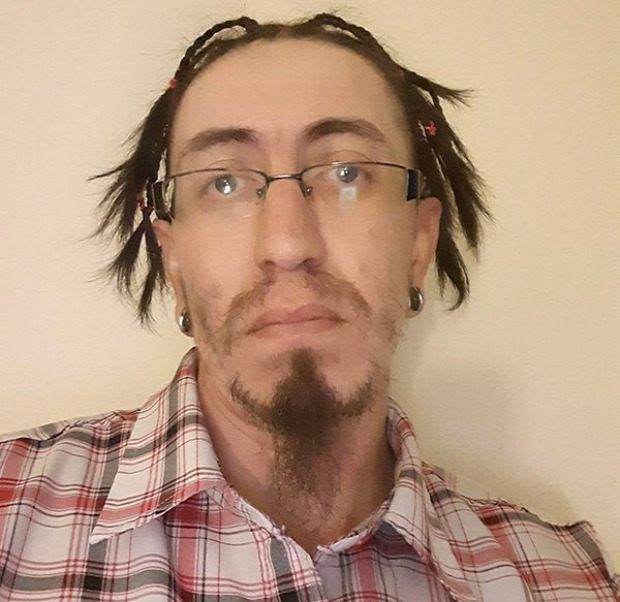 A világ érdekes fej haj frizura extrém