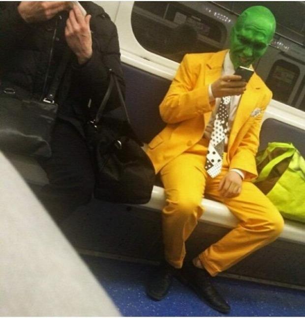 metró alak furcsa különös