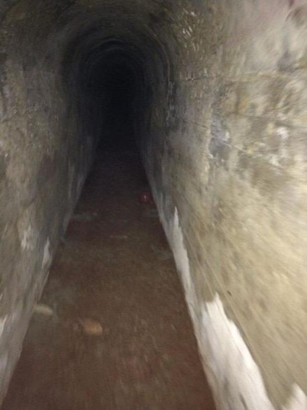 A viág érdekes Tajvan Taichung kút bunker
