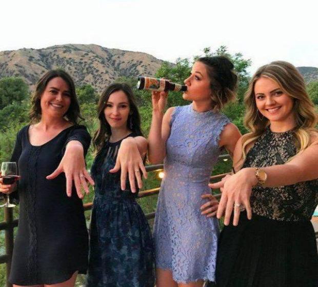 A világ érdekes buli party lányok csajok