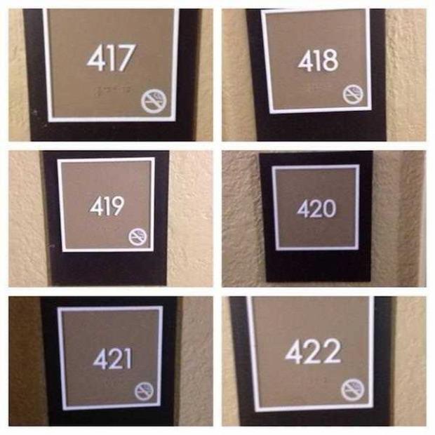 A világ érdekes szálloda furcsa meglepő