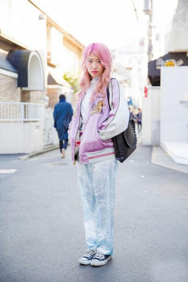 azelsosprint A világ érdekes Japán Tokió fiatal tinédzser divat