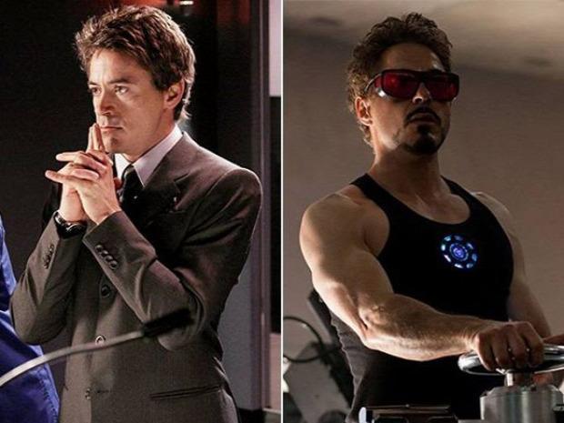 A világ érdekes színész Marvel film szerep testépítés