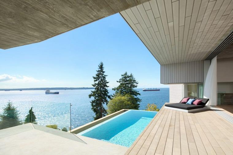 nagyvilág családi ház modern stílus minimalista stílus
