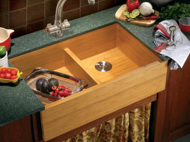 konyha inspiráció mosogató