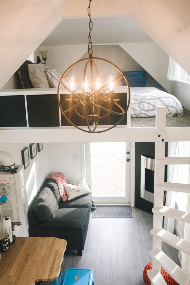 mobilház mobilotthon kis lakás kis terek nagyvilág kreatív kialakítás inspiráció