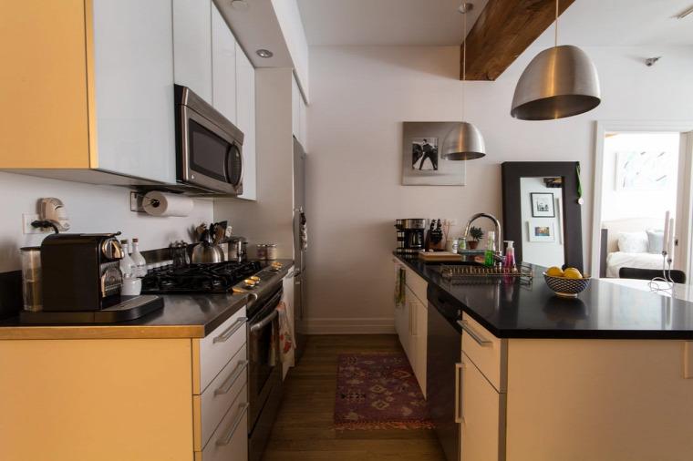 albérlet nagyvilág nagy terek nagy lakás amerikai konyhás nappali stílus