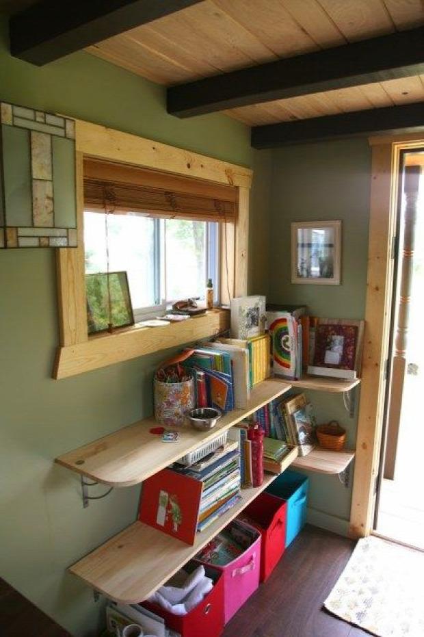 miniház kis ház kis otthon nagyvilág családi ház helykihasználás