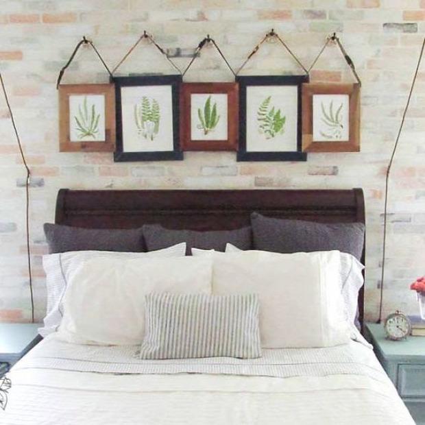 falak üres falfelületek dekoráció fali dekoráció inrpiráció kreatív dizájn