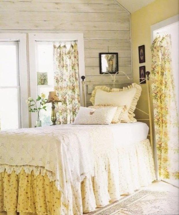 otthonos hálószoba inspiráció ágynemű