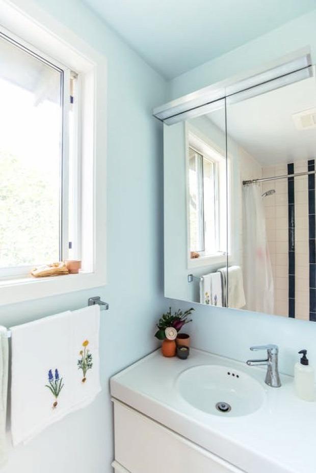 kis lakás kis ház mini otthon nagyvilág felújítás minimalista modern otthonos