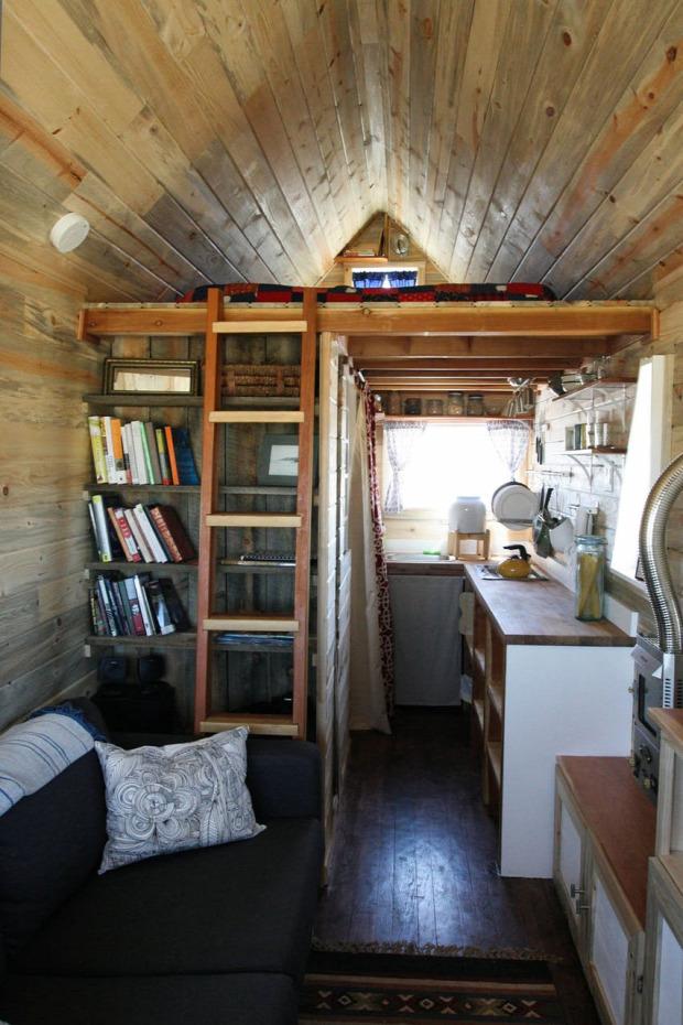 kis ház mobilház helytakarékosság