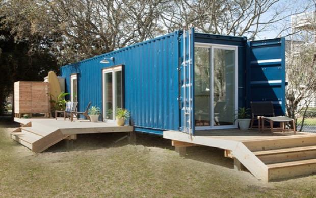 kis lakás kis terek konténerház alternatív kreatív otthonos nyaraló nagyvilág