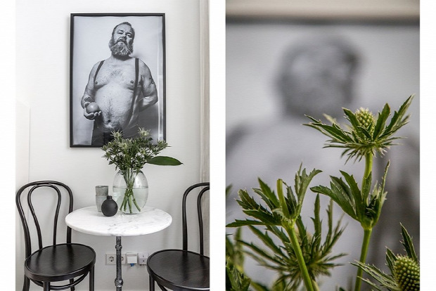 kis lakás skandináv stílus helykihasználás