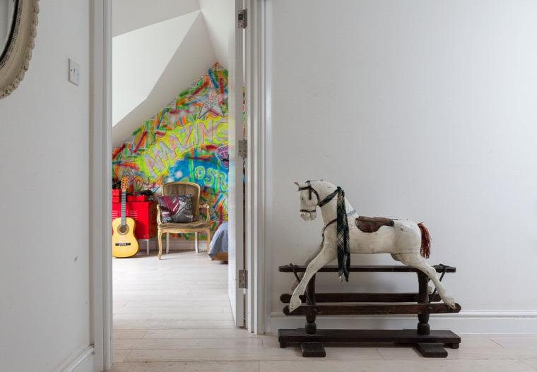 nagy terek ház vidék több szintes ház világos terek vintage skandináv stílus nagyvilág