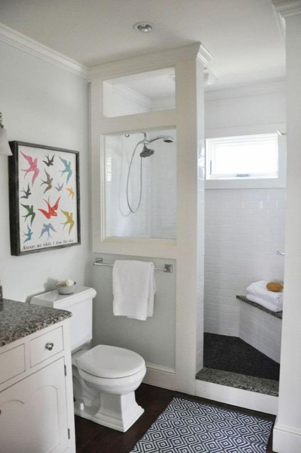 kis fürdőszobák inspiráció fürdőszoba csempék