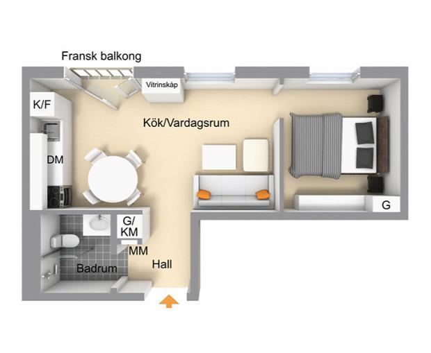 garzon csajos lakás otthonos terasz
