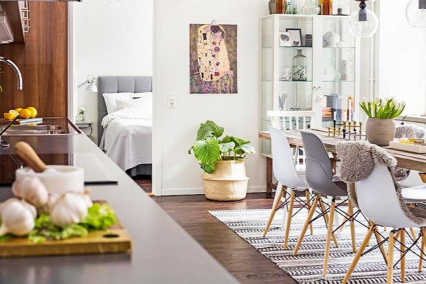 legszebb otthonos téglalap színek skandináv stílus