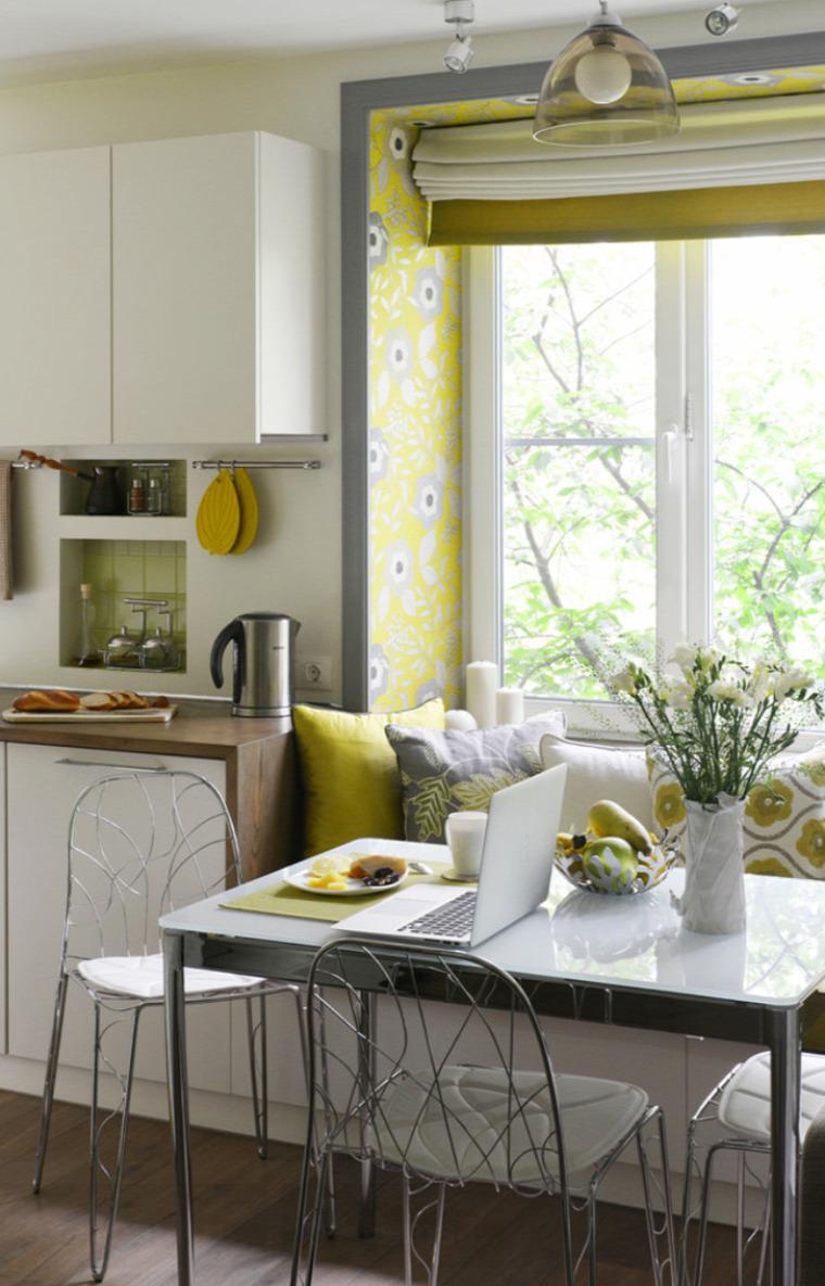 garzon nagyvilág kis lakás kis terek kreatív kialakítás színes falak