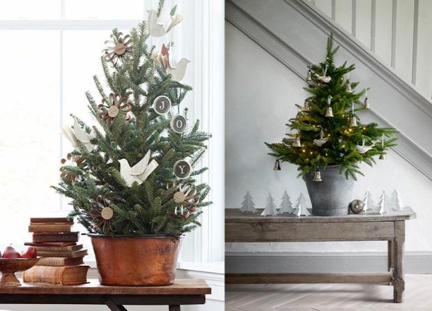 Skandináv stílusú karácsony - otthonos