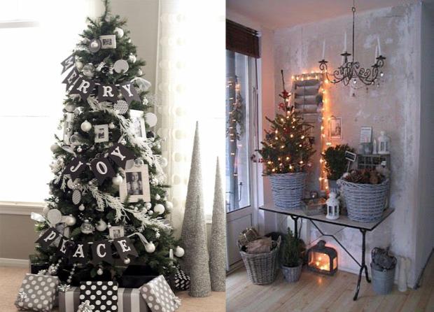 karácsony advent dekoráció hangulat skandináv stílus skandináv otthonok inspiráció