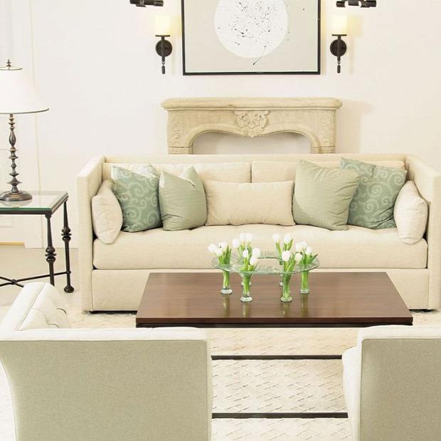 nappalik pezsgőszín krém szín bézs otthonos inspiráció enteriőr