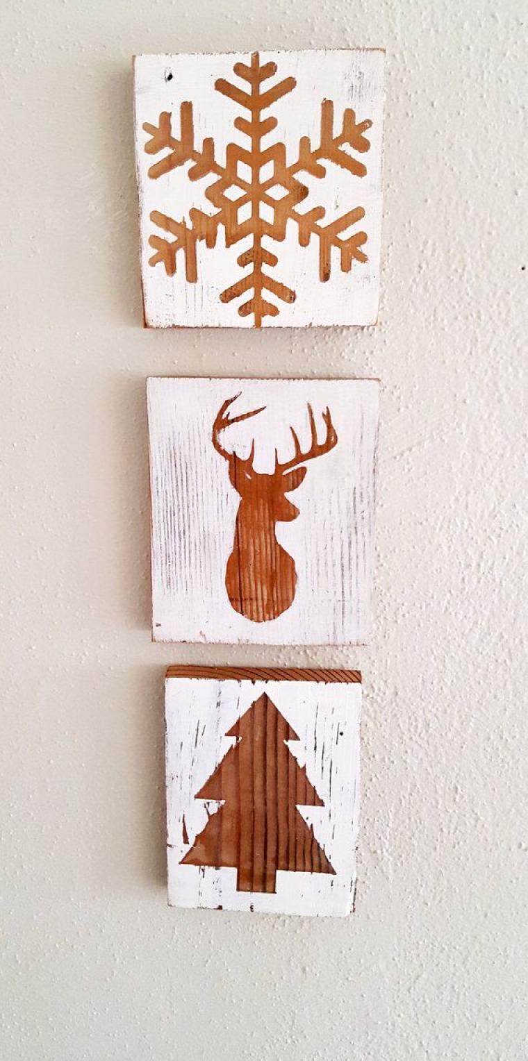 karácsony advent inspiráció dekoráció kreatív