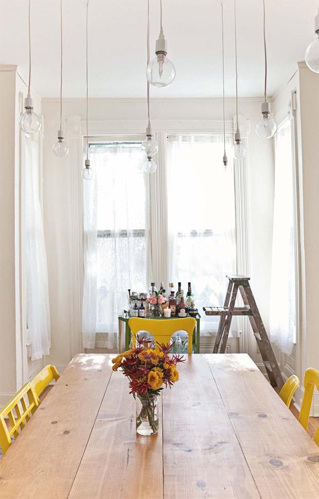 Inspiráló étkezők - otthonos