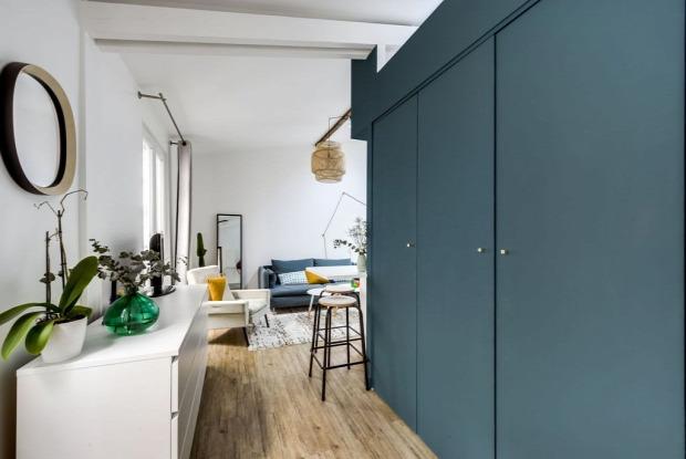 tetőtér padlástér kis terek kis lakás