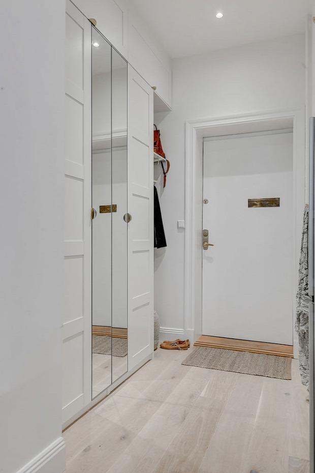 garzon kis lakás kis terek helykihasználás praktikus kialakítás