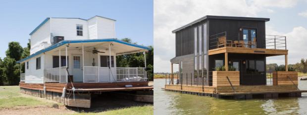hajólak lakóhajó átalakítás modern felújítás nagyvilág úszó ház otthonos
