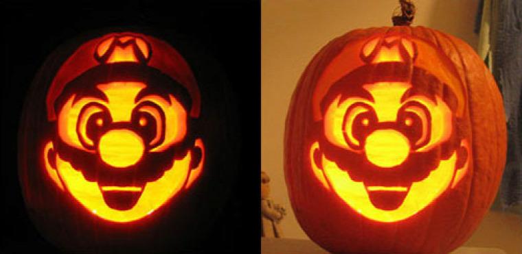 halloween tökfaragás töklámpás