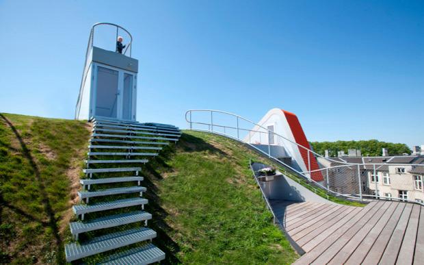 tető nagyvilág különlegesség építészet dizájn kreatív