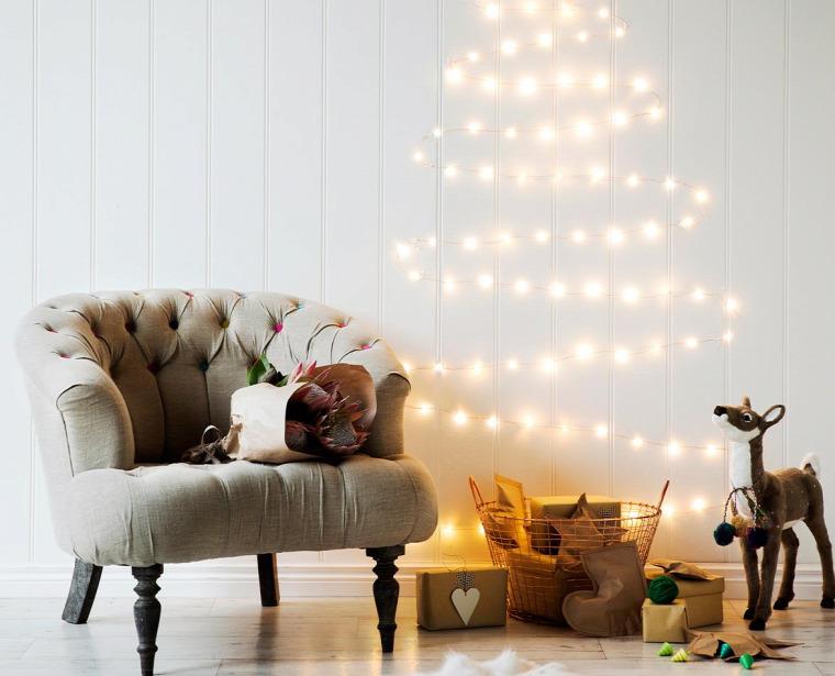 karácsony dekoráció válogatás égősor