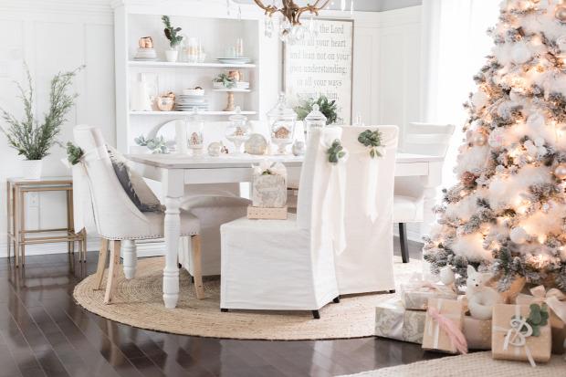 karácsony ünnepi dekoráció inspiráció