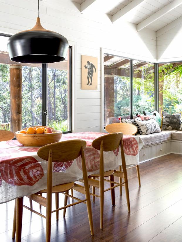 nyaraló átalakítás családi ház otthonos