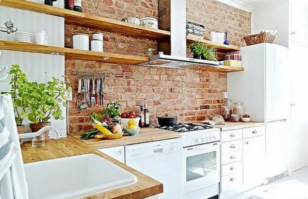Egyedi, stílusos konyhák és fürdőszobák - otthonos