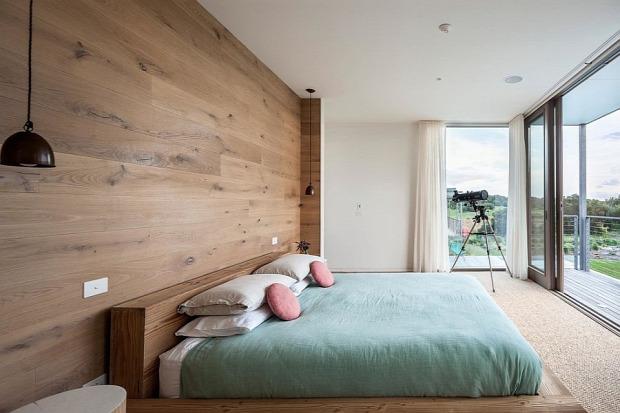 skandináv stílus hálószobák inspiráció
