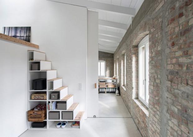nagy terek nagy ház tágas belső tér felújítás átalakítás belső építészet