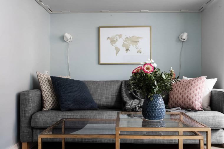 kis lakás garzon helykihasználás galériaágy kreatív