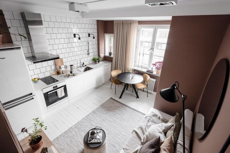 kis lakás kis terek helykihasználás