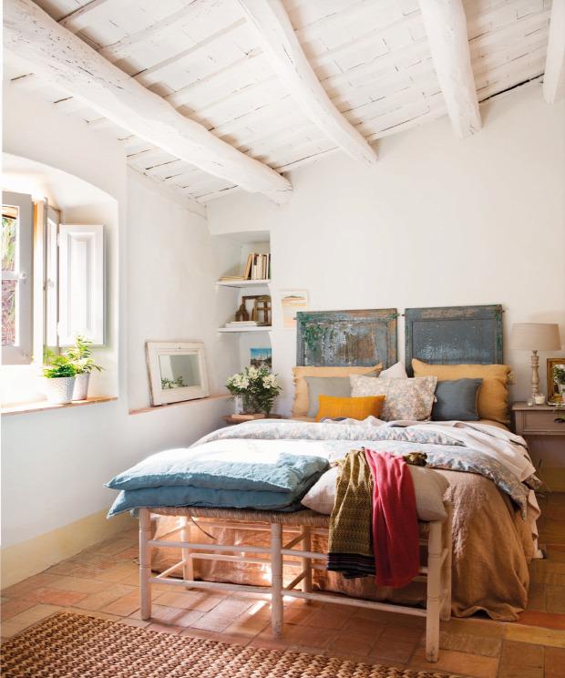 felújítás családi ház nyaraló rusztikus stílus