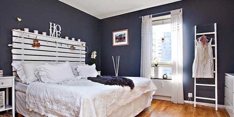 skandináv stílus rusztikus stílus fehér falak fehér bútorok nagy terek
