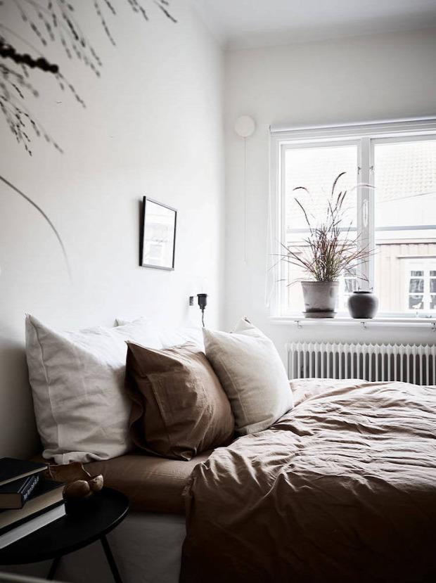 skandináv stílus őszi színek otthonos pasztell színek