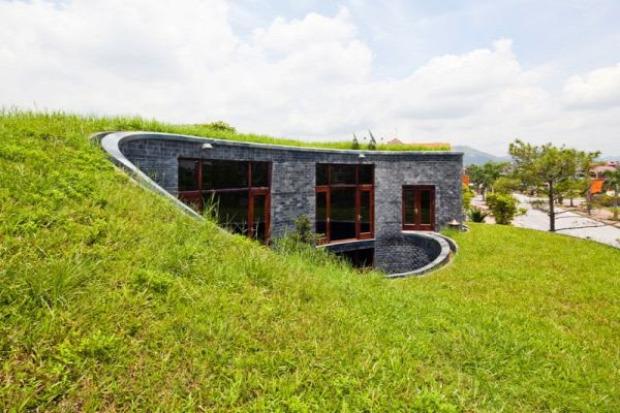 különleges tetők
