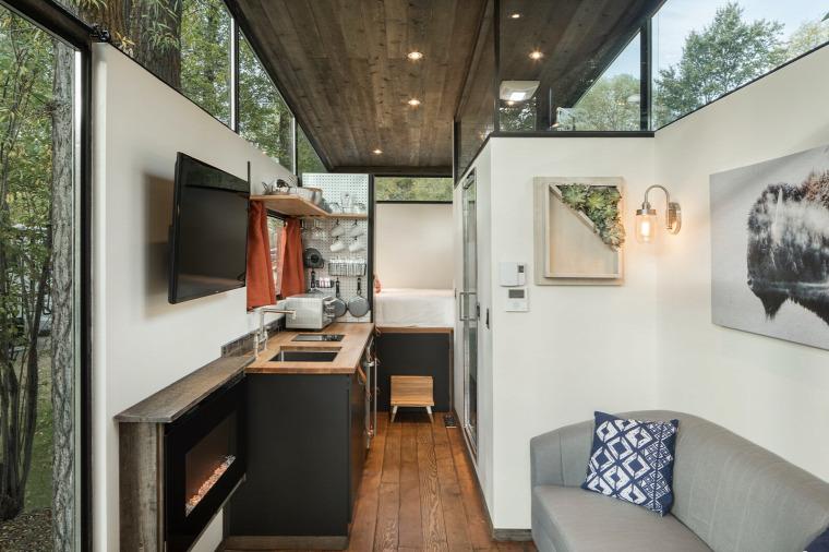kis lakás minilak kis terek kis otthon mobilház