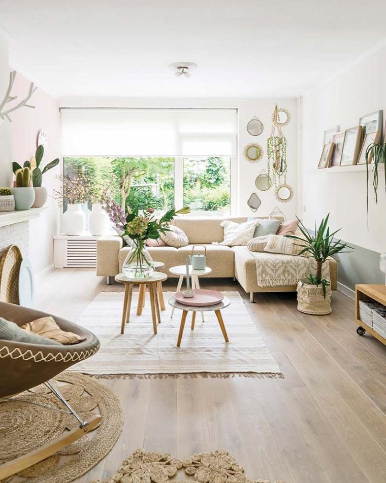 pasztell színek felújítás otthonos